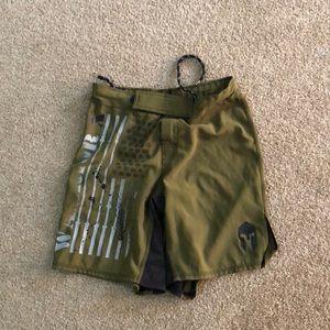 Warrior x gear shorts
